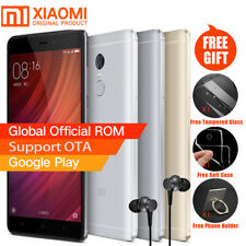"Xiaomi Redmi Note 4 Prime 64GB Android 6 Dual SIM Smartphone 5.5"" Deca Core UK"