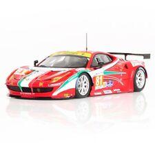 1 43 FUJIMI Ferrari 458 Italia Gt2 #81 le Mans 2012 AF Corse