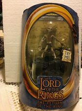Smeagol Electronic Figure, From The Lord Of The Tings The Return Of The King