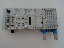 Festo - KUKA Ventilinsel MPA mit CPX Terminal Komponenten Auflistung siehe unten