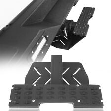 Universal Textured Black Steel Hitch Step for 2'' Towing Trailer Receiver