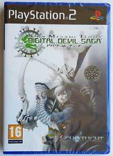 PS2 - Shin Megami Tensei: Digital Devil Saga (PAL) UK sealed PlayStation