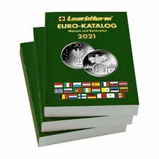 Euro-Münzen-und Banknotenkatalog 2021