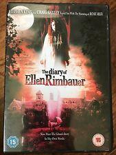 Lisa Brenner DIARY OF ELLEN RIMBAUER ~ 2003 Stephen King Horror | UK DVD