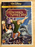 The Hunchback of Notre Dame (DVD, Disney, 1996) - STK