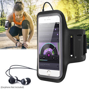 Premium Armband Sport Case Jogging Running Cover For Apple iPhone Samsung Galaxy