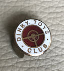 Early Dinky Toys Club Pin Badge Vintage
