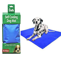 40x50cm Pet Cooling Mat Bed Dog Cat Summer Heat Relief Non Toxic GEL Cushion Pad