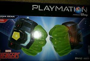 Playmation Marvel Avengers Gamma Gear Mark II New