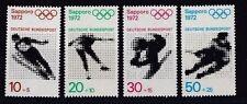 Postfrische Briefmarken aus der BRD (1970-1979) mit