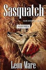 Sam Jenkins: Sasquatch by Leon Mare (2015, Paperback)