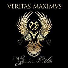 VERITAS MAXIMUS - GLAUBE UND WILLE  CD KEVIN RUSSEL (BÖHSE ONKELZ) NEUF