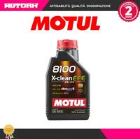 107210 Olio motore Motul 8100 EFE 5W30 100% sintetico (MARCA-MOTUL)