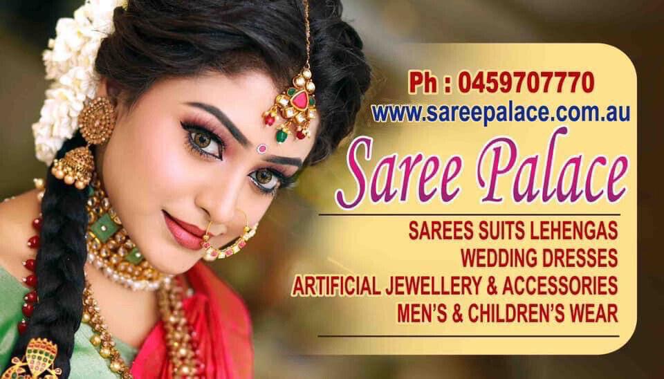 Bollywood Saree Palace