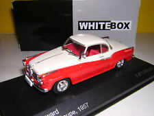 WHITEBOX BORGWARD ISABELLA COUPE - RED/WHITE