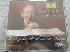 Reader's Digest Musik - Vladimir Horowitz Der legändere Romantiker -4 CD Neu OVP