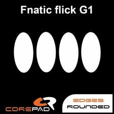 Corepad Skatez Fnatic flick G1 Replacement Teflon® mouse feet Hyperglides