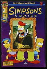 Simpsons Comics Nr. 21