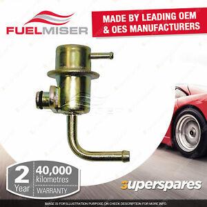 Fuelmiser Fuel Pressure Regulator for Mitsubishi Pajero Nf Ng Triton Mh