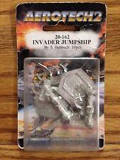 Classic Battletech: Invader Jumpship (2) 20-162