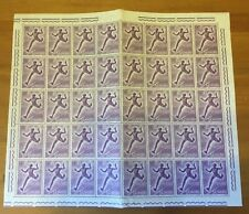 Somalia 1900's full sheet unmounted mint