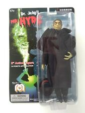 """Mego Horror Dr. Jekyll and MR HYDE 8"""" ACTION FIGURE doll monster vintage style"""