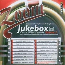 Zoom Karaoke Jukebox Classic Oldies Volume 7 CD + G Neu Sealed