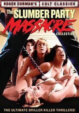 Roger Corman's Cult Classics The Slumber Party Massacre Coll Region 1 DVD