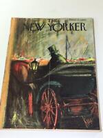 The New Yorker: December 2 1961 - Full Magazine/Theme Cover Robert Kraus