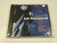 JJ12- DUETS ROB WASSERMAN CD NUEVO RE/PRECINTADO LIQUIDACIÓN!!