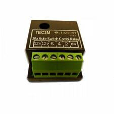 30A Self-Switching Split Charger Relay for Caravan 12s Electrics – TEC3M