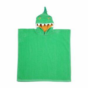 SunnyLIFE Kids Hooded Bath Towel - Croc