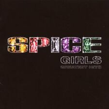 Spice Girls - Greatest Hits - UK CD/DVD album 2007