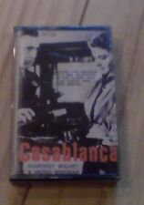 Casablanca - Humphery Bogart & Ingrid Bergman - Cassette - SEALED