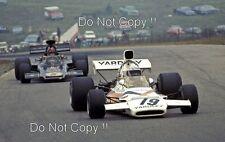 Peter Revson McLaren M19A Canadian Grand Prix 1972 Photograph