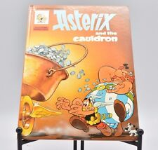 Asterix And The Cauldron Goscinny Uderzo English Hardcover Comic Book 17