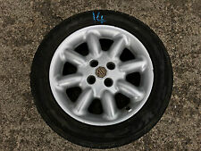 """MG TF MGF 1.8 1.6 - HARDLY USED* 8 SPOKE ALLOY WHEEL 15"""" & TOYO PROXES TYRE (14)"""