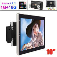 10'' 2DIN Android 9.1 Bluetooth 1GB+16GB Mirror Link GPS Navigation MP5 Player