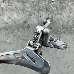 Suntour ARX Front Derailleur Vintage 26.8 mm Bottom Pull Road Bike