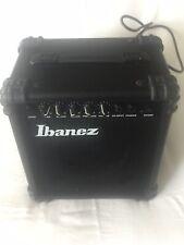 Ibanez Ibz10B Equalization Bass Amplifier