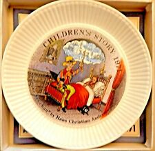 Wedgwood Children'S Stories Collector Plate 1971~*Holiday Special!