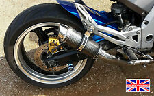 Kawasaki Z1000 03-06 SP Engineering Carbon Moto GP Xtreme Exhausts