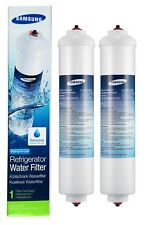 2x Original Samsung DA29-10105J Water Filter, Genuine Aqua Pure Plus HAFEX / EXP