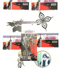 Bleach Licensed Lot Japanese Anime Manga Cosplay New Sticker Funimation Patch