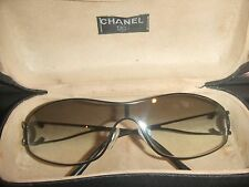 AUTHENTIC CHANEL SUNGLASSES SWAROVSKI CRYSTAL CC COCO CHANEL BLING paid$ 475