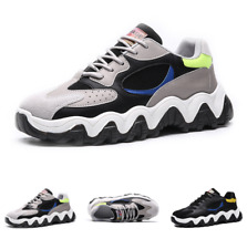 Men Low Top Fashion Sneakers Shoes Sports Trainer Outdoor Jogging Running Boards