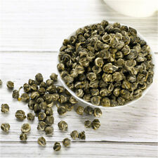 Premium Green Jasmine Tea New100% Organic King Grade Dragon Pearl Chinese Health
