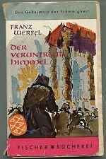 Franz Werfel - Der veruntreute Himmel