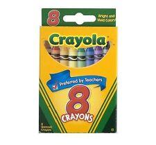 Marcadores y crayolas