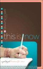 This Is Now: A Girl-to-Girl Devotional for Teens  Paperback Used - Very Good